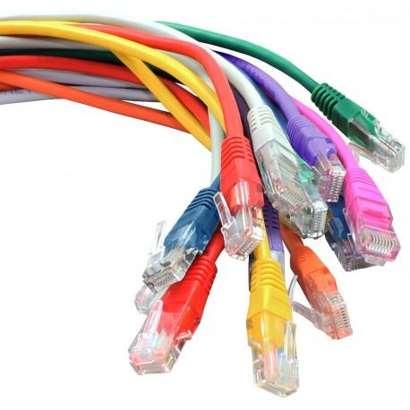 Cat5e RJ45 Patch Cables