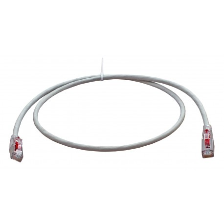Cat6a PatchLock RJ45 FTP Patch Leads